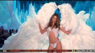 Victoria's Secret Models To Heat Up The Runway Dec. 10 On CBS