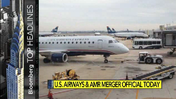 Video: U.S. Airways and AMR Merger Official Today