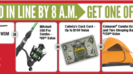 Cabela's  Celebrates Holiday Shopping Season with Free Gifts