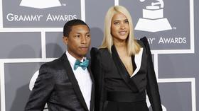 Pharrell Williams of Virginia Beach has seven Grammy nominations