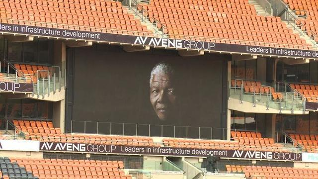 South Africa prepares for Mandela memorial service