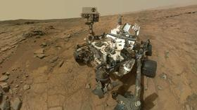 NASA's Curiosity rover finds life-friendly bonanza on once-watery Mars