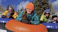 Family skiing areas in the West