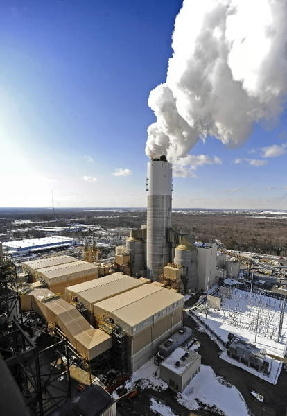 Despite costly emission controls on Maryland power plants like Brandon Shores south of Baltimore, the state's air continues to be fouled by pollution from less-controlled power plants and other sources out of state.