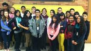 Joliet West High School HOSA Students Featured in Cystic Fibrosis Newsletter