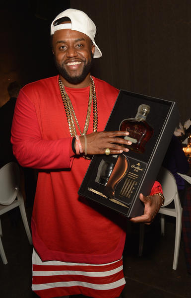 PHOTOS: Artists, celebs at Art Basel - Crown Royal XO Makes An Extraordinary Debut At Record Producer Rico Love