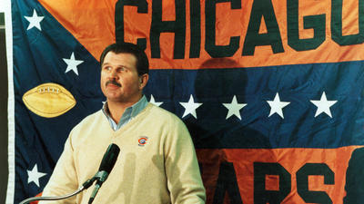 Ditka got breaks, made others