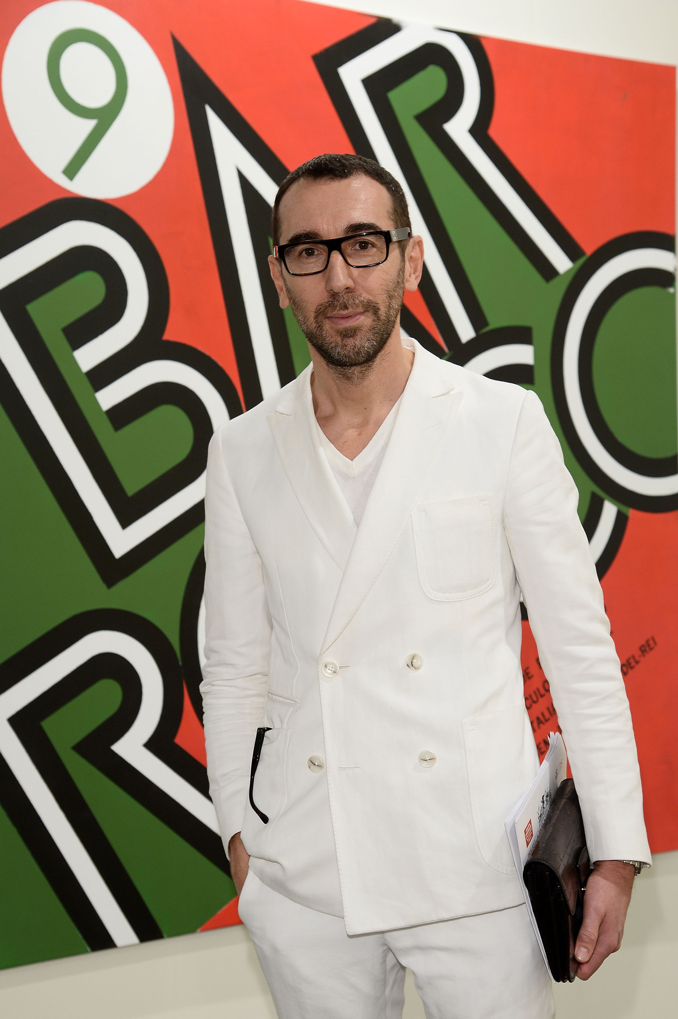PHOTOS: Artists, celebs at Art Basel - Art Basel Miami Beach 2013 - VIP Preview