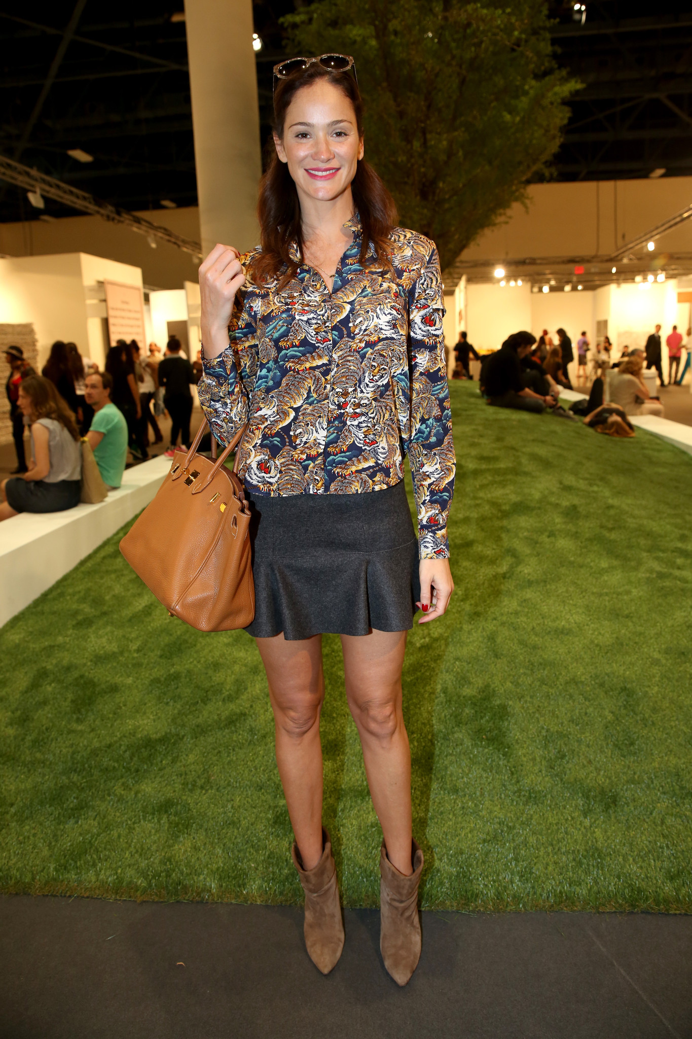 PHOTOS: The fashionistas of Art Basel - Art Basel Miami Beach 2013 - Street Style - Day 2