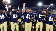 Navy football looking to extend winning streak to 12 vs. Army