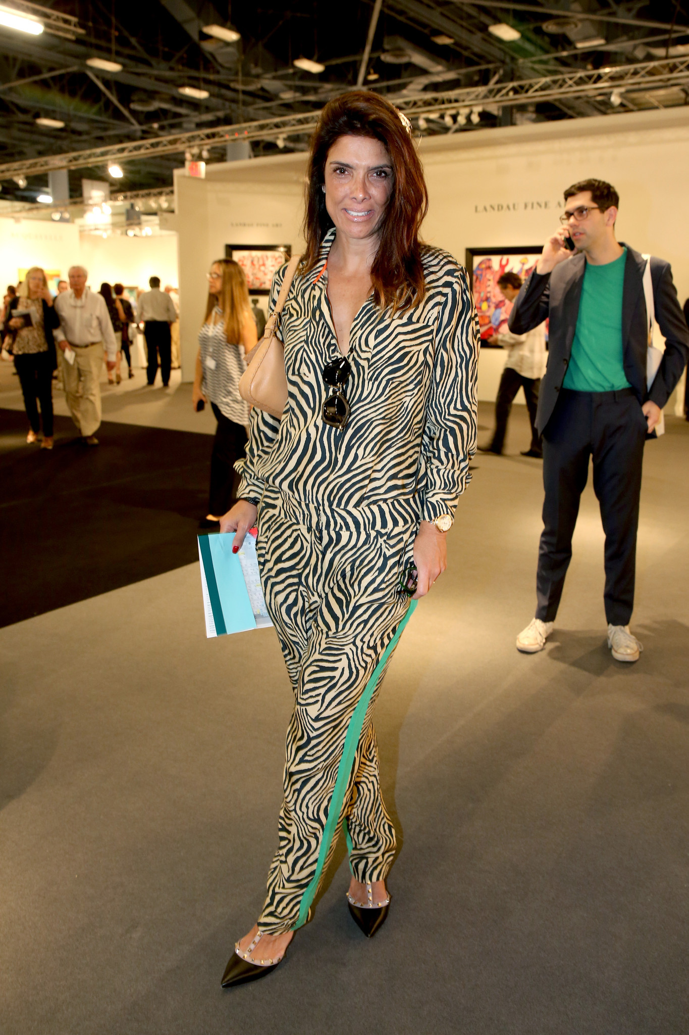 PHOTOS: The fashionistas of Art Basel - Art Basel Miami Beach 2013 - Street Style - Day 1