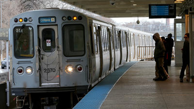 CTA train-cleaning schedule will be dialed back
