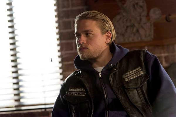"Charlie Hunnam ""Sons of Anarchy"" on FX."