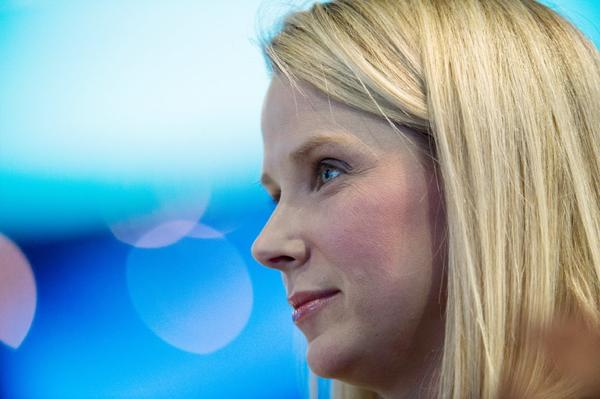 Marissa Mayer, chief executive officer of Yahoo, has reportedly set her sights on Imgur, a popular image-sharing startup.