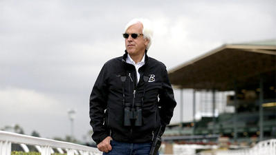 Horse racing has problems, but trainer Bob Baffert isn't one of them