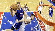 Short-handed Clippers roll Philadelphia 76ers, 94-83
