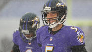 Ravens hope Sunday's fourth-quarter performance carries over into next game