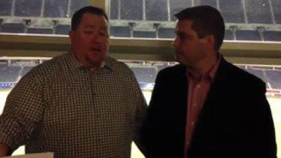Video: Tribune's Biggs, Haugh after MNF win