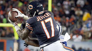 McCown, Jeffery have Bears looking like playoff team