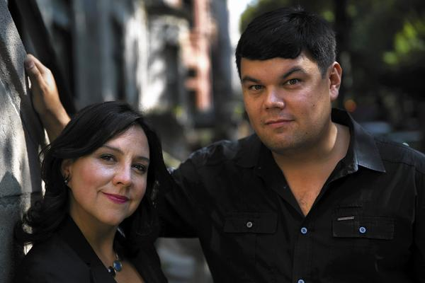 "Songwriters Kristen Anderson-Lopez and Robert Lopez, wife and husband, collaborated on ""Let It Go"" in ""Frozen."""