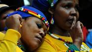 Photos: A public farewell to Nelson Mandela