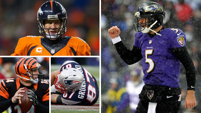 Matt Vensel's NFL power rankings