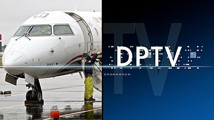 Airline Merger, Cookies for Troops, INSIDE DPTV