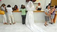<b>Photos:</b> Gay marriage in 2013