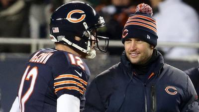 Bears' offense a prime-time sensation