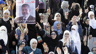 Rights groups demand Egypt probe killings of Mursi supporters