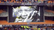 Photos: Memorial for Mandela
