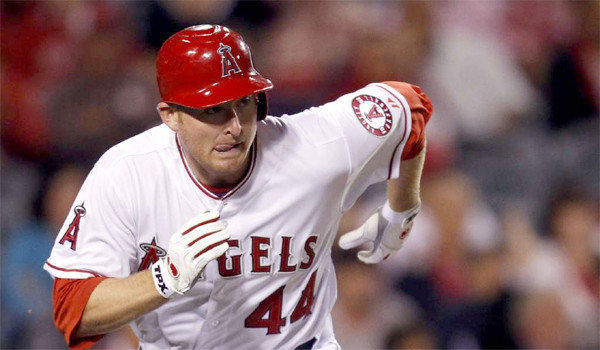 The Miami Marlins are not among the teams pursuing a trade for Los Angeles Angels' slugger Mark Trumbo.