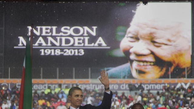 Nelson Mandela memorial: World leaders, South Africans say goodbye to Madiba