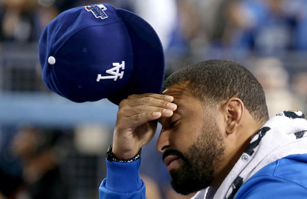 Matt Kemp struggled with injuries in 2013, but the Dodgers would be making a mistake if they traded the two-time All-Star center fielder.