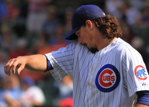 The Cubs' pitching situation and the future of Jeff Samardzija remain in flux.