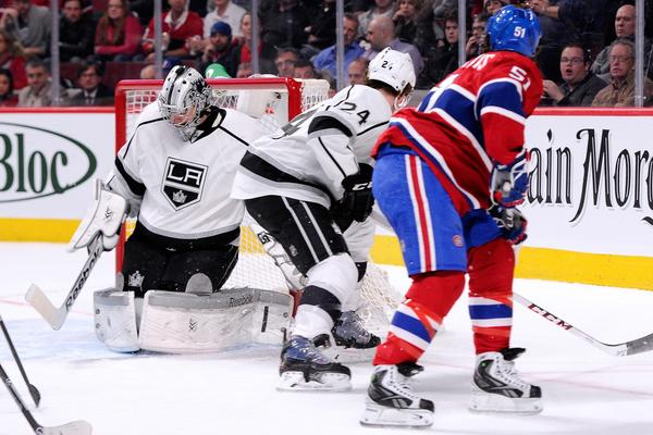Historic Night As Kings Flatten Canadiens, 6-0