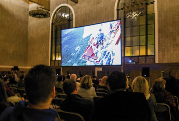 Union Station hosts film screenings