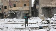 U.S., concerned about militants, suspends some Syrian rebel aid