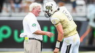 UCF's Blake Bortles, George O'Leary earn top American conference awards