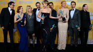 2014 SAG Awards nominees