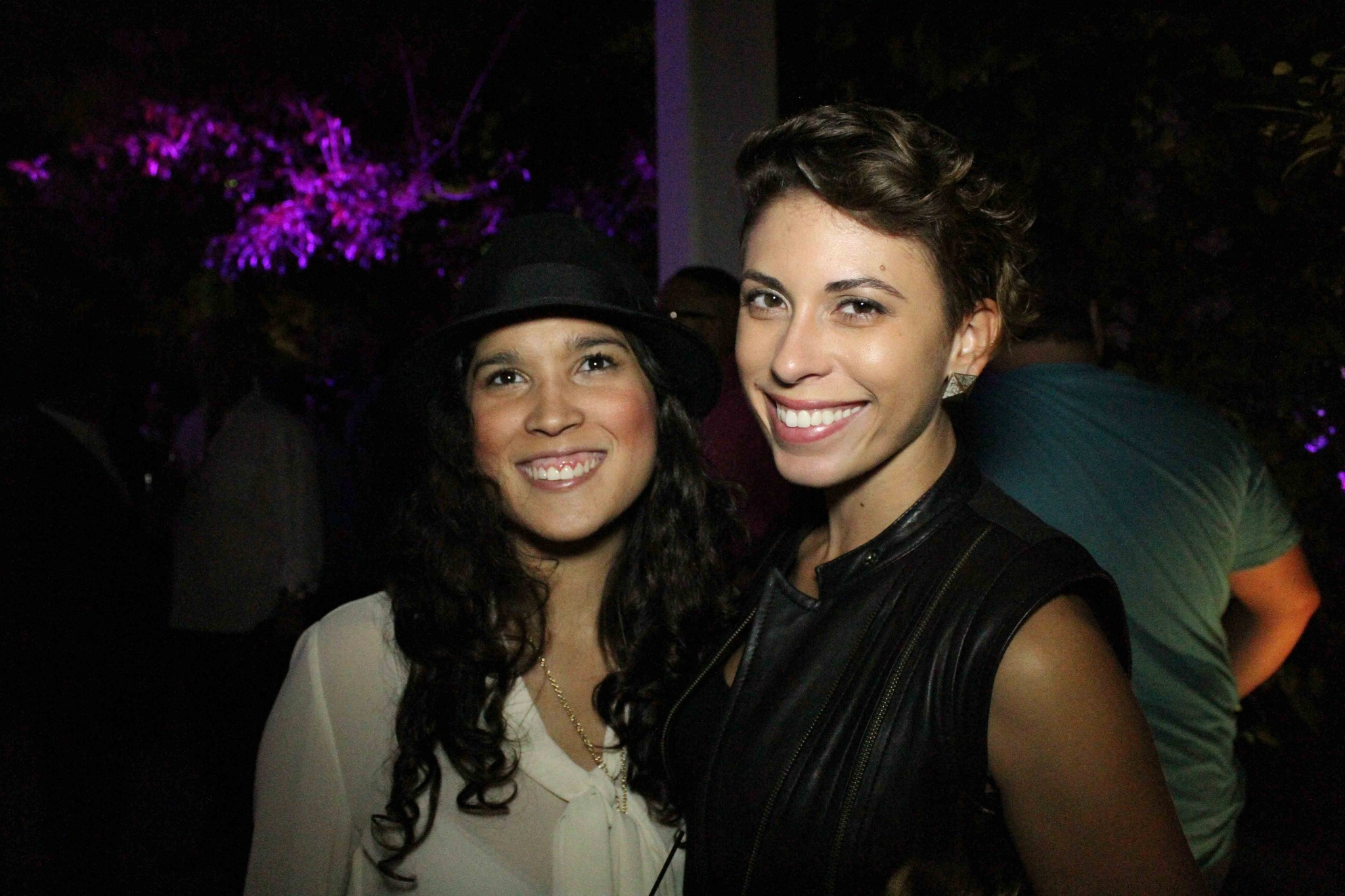 PHOTOS: The fashionistas of Art Basel - Carina Belmonte and Liana Lozada