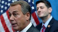 Boehner slams conservative groups lining