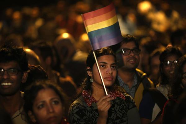 India homosexuality