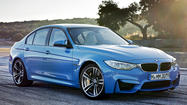BMW goes back to six for M3 sedan and M4 Coupe, will debut in Detroit