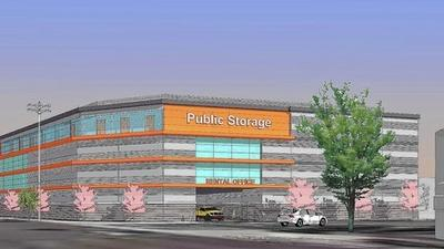 Council awaits solar impact study for proposed Public Storage building