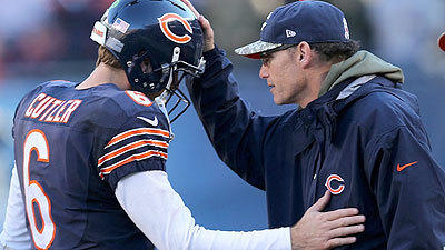 Trestman 'optimistic' Cutler will start Sunday