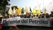 Mexico's Senate passes sweeping oil industry reforms