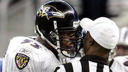 Heading back to Detroit, Terrell Suggs reflects on 'malice in my heart' game