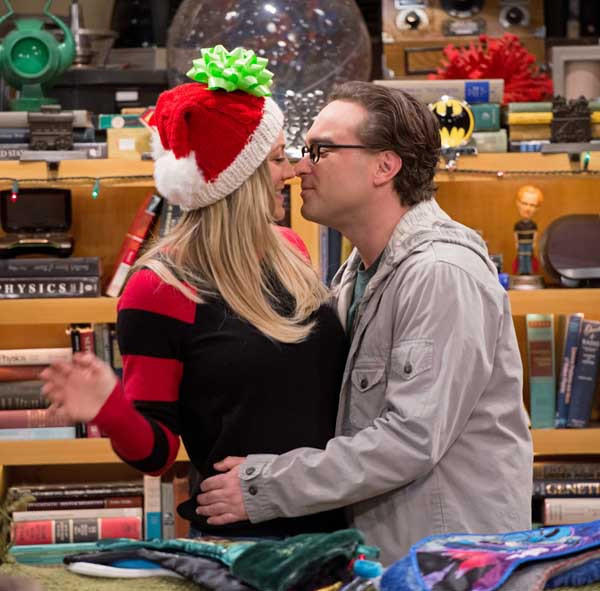 "Life without Sheldon is imagined on ""The Big Bang Theory."" With Kaley Cuoco and Johnny Galecki."