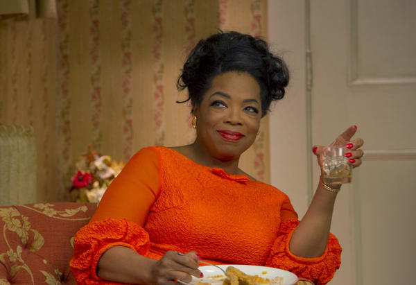 "Oprah Winfrey in ""Lee Daniels' The Butler."""